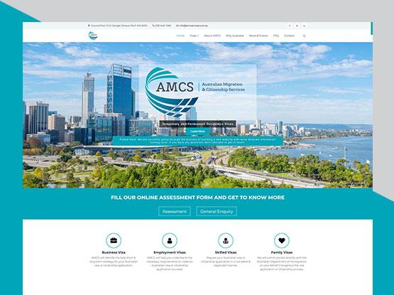 Case study - Australian Migration & Citizenship Services