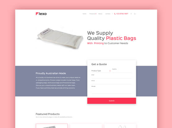 case study Flexo Packaging