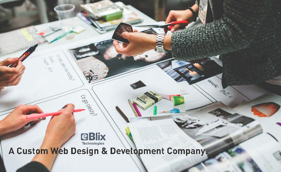 A Custom Web Design & Development Company